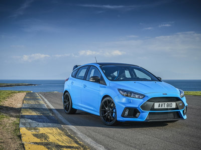 Ford Focus RS Option Pack: la alternativa europea al Limited Edition estadounidense