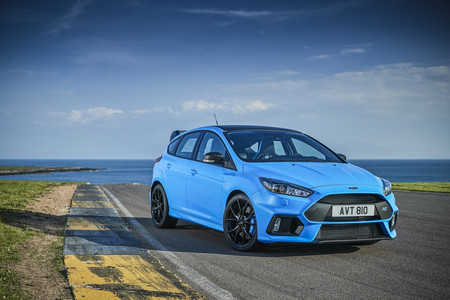 Ford Focus RS Option Pack: la alternativa europea al Limited Edition estadounidense