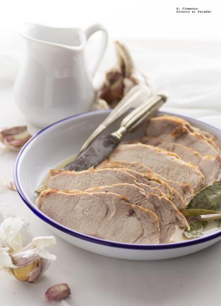 Roti Cerdo Con Lechedap