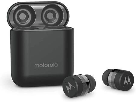 Motorola VerveBuds 120: nuevos auriculares TWS a un precio de derribo y compatibles Alexa, Siri y Google Assistant