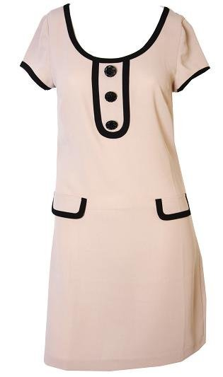 vestido chanel primark