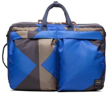 Marni tiene un bolso total de Porter en el azul más actual