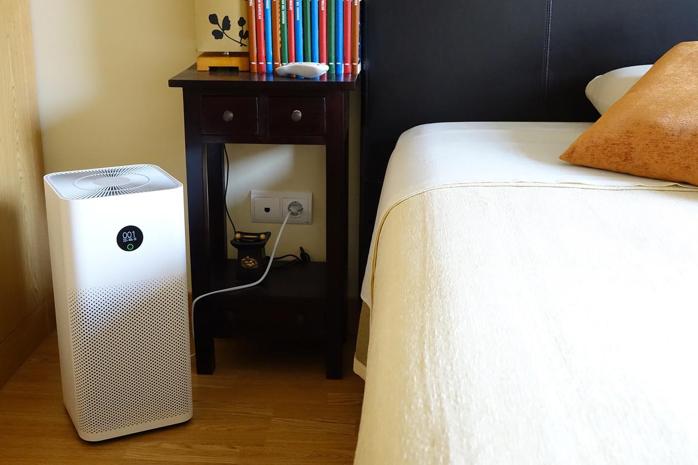 Xiaomi Mi Air Purifier 3H, análisis: el purificador de aire más avanzado de Xiaomi se controla desde el móvil