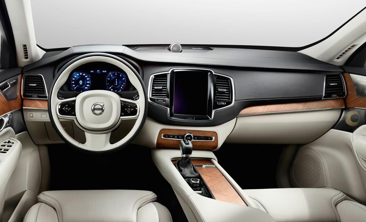 Foto de Nuevo Volvo XC90 (1/9)