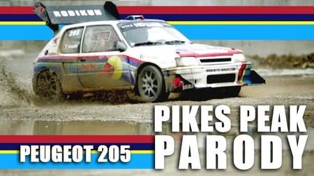 Peugeot prepara una nueva arma para Pikes Peak