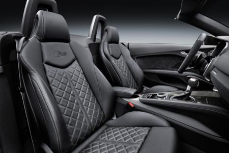 Audi TT RS asientos