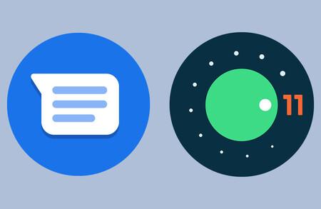Google Mensajes estrena la nueva transición suave y natural del teclado en Android 11