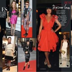 Foto 8 de 9 de la galería el-top-20-de-las-mejor-vestidas-de-2009-segun-harpers-bazaar en Trendencias