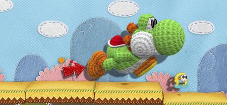 El nuevo juego de Yoshi para Wii U tiene una pinta espectacular