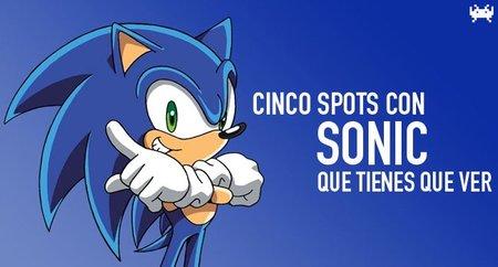 Cinco spots con Sonic que tienes que ver