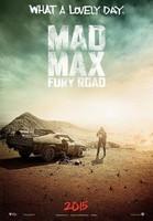 'Mad Max: Fury Road', carteles
