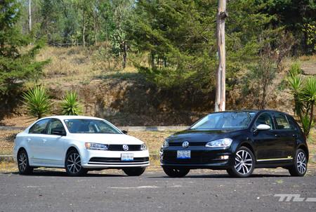 Volkswagen Jetta y Golf Fest, a prueba: Polos opuestos de una misma edición especial