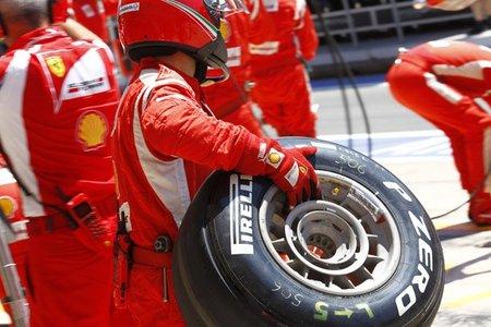 Pirelli niega favorecer a Ferrari