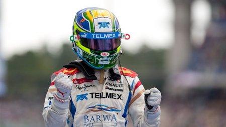 GP2 Alemania 2010: Un genial Sergio Pérez se perfila como el principal rival de Pastor Maldonado