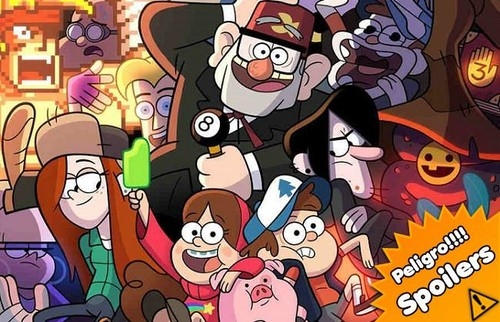 'Gravity Falls', la joya ya no tan escondida