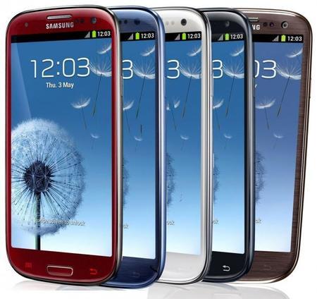 Samsung Galaxy S3 Todos Los Colores