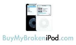 BuyMyBrokeniPod.com, te compran tu iPod/iPhone roto o usado