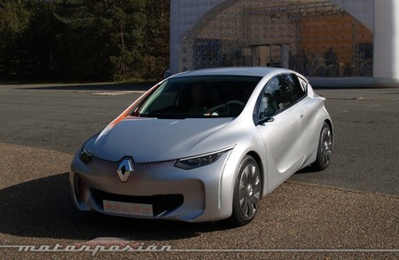 Así es el Renault Eolab (parte 2)