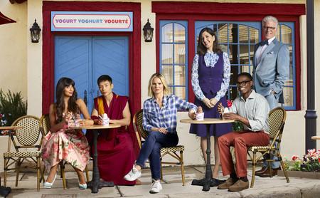 'The Good Place', la hilarante serie a la que no se está haciendo suficiente caso