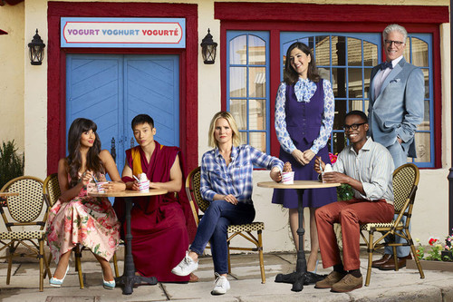'The Good Place', la hilarante serie a la que no se está haciendo suficiente caso