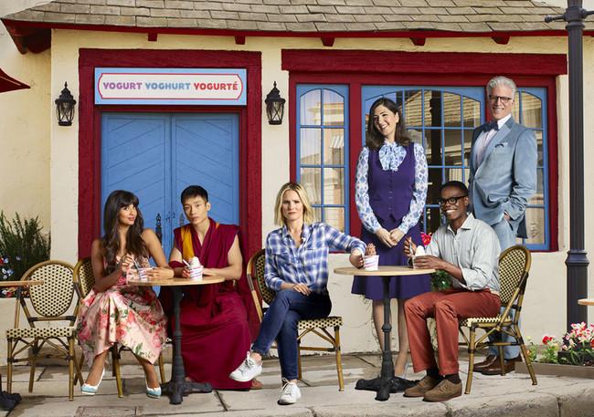 The Good Place Cast 02