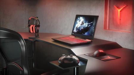 Legion Y720 y  Y520, Lenovo estrena nueva marca de portátiles gaming