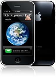 iPhone 3G ya entre nosotros