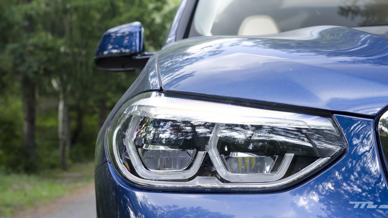 Foto de BMW X4 2018, prueba (16/65)