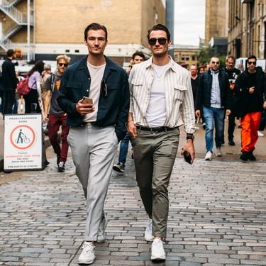 El mejor street-style de la semana: el básico de fondo de armario que salvará tus looks