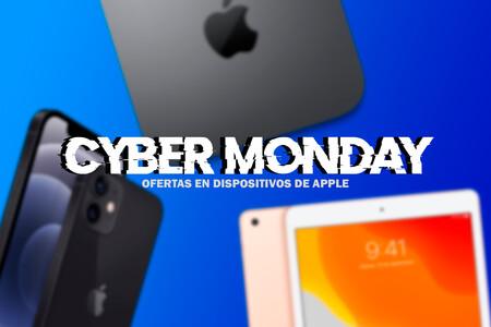 Cyber Monday 2020: Mejores ofertas en iPhone, iPad, Mac y Apple Watch