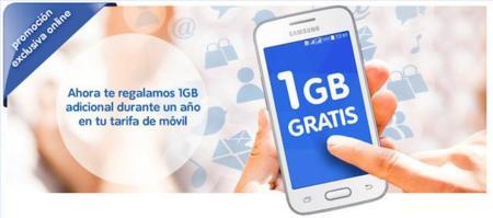 telecable mejora su oferta móvil con un giga extra al mes durante un año