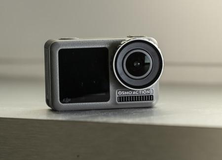 DJI OSMO Action, análisis: DJI se estrena en las cámaras de acción por todo lo alto