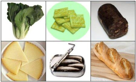 Solución a la adivinanza: el alimento con más sodio es la galleta