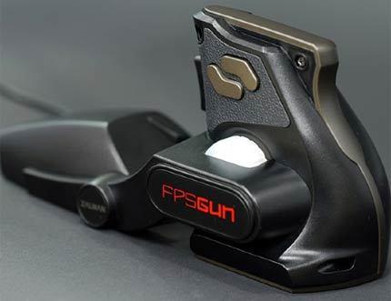 Zalman FPSGun FG1000, el ratón para amantes de los shooters