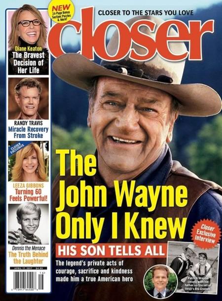 Lo que no sabíamos de John Wayne