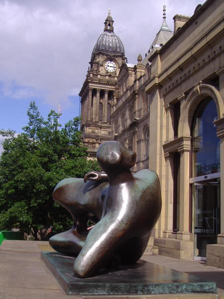Leeds, centro cívico