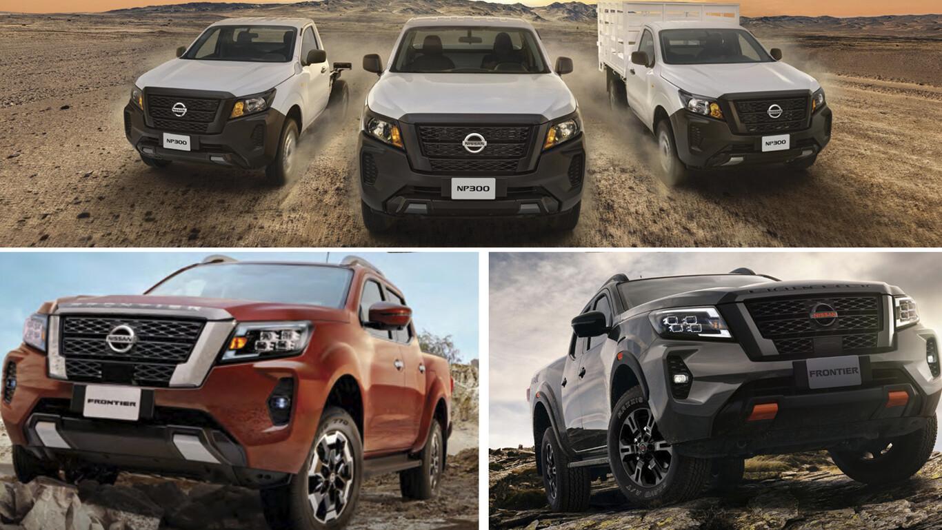 Nissan Frontier Y Nissan Np300 Lanzamiento Y Primeros Detalles En Mexico