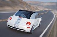 El Volkswagen Beetle Cabrio llegará en el Salón de Los Ángeles