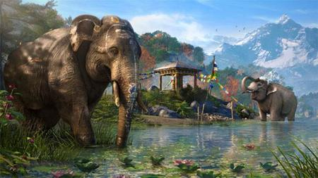Ubisoft dice que Far Cry 4 se verá igual en Xbox One y PS4 que en un PC con calidad Ultra