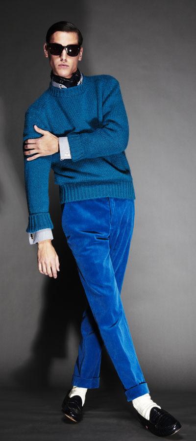 Foto de Tom Ford, colección masculina para el Otoño-Invierno 2011/2012 (9/44)