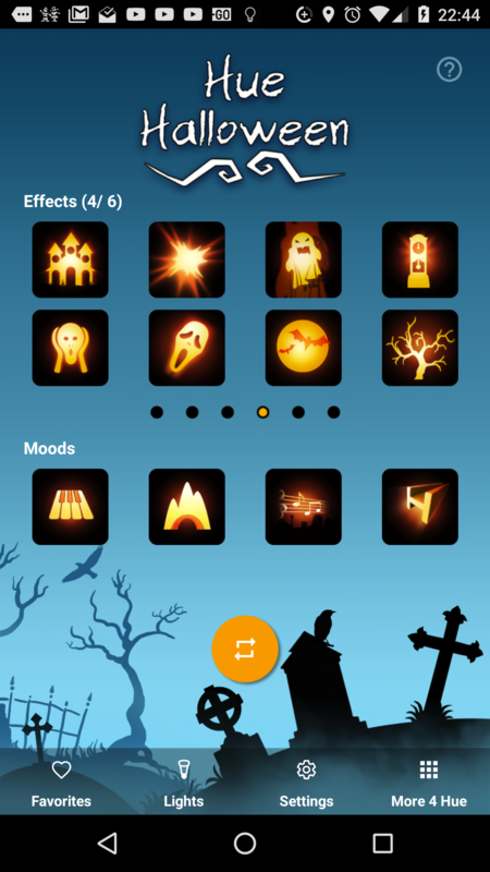 4 Huelloween New Effects