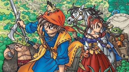 Dragonquest Viii