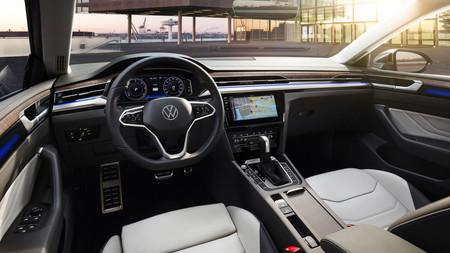Volkswagen Arteon 2020 Shooting Brake Interir