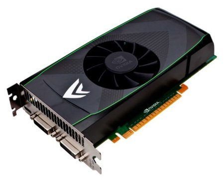 NVidia GTS 450 llega con la principal baza de tener un precio atractivo