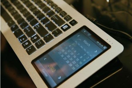 Asus Eee Keyboard, todo el ordenador en el teclado