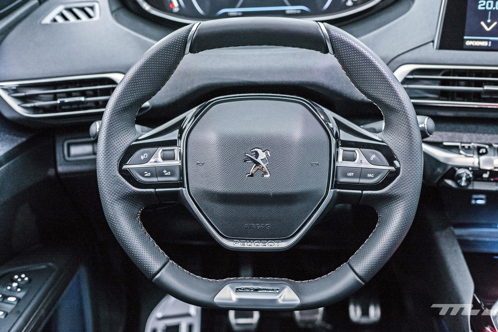 Foto de Peugeot 5008 2018, prueba (17/58)