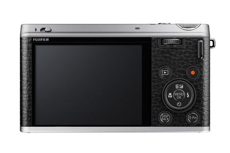 Fujifilm XF1 vista trasera