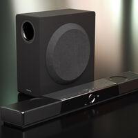 Creative lanza en España la SXFI CARRIER, una barra de sonido compacta con audio holográfico Super X-Fi y Dolby Atmos