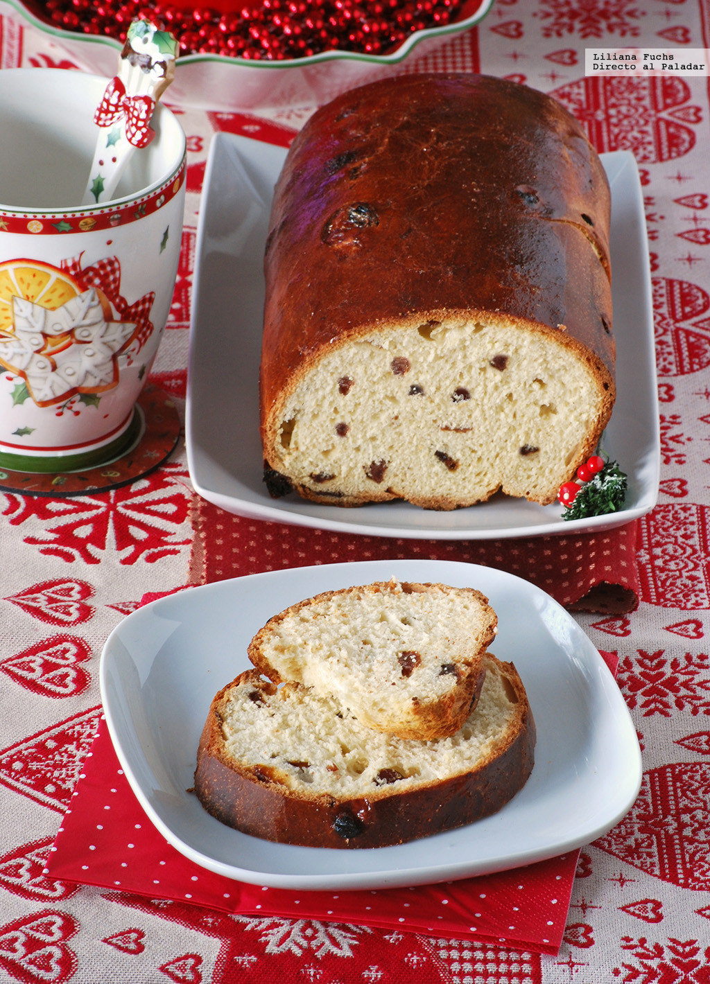 tipos de pan dulce casero