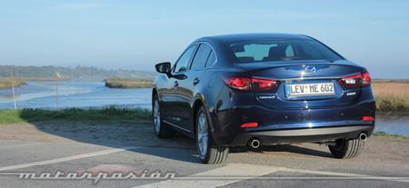 Mazda6, presentación y prueba en Lisboa y Setúbal (parte 2)